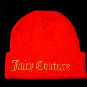 Juicy Couture beanie hat